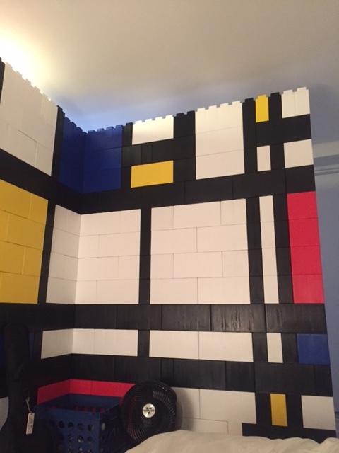 modüler plastik blok