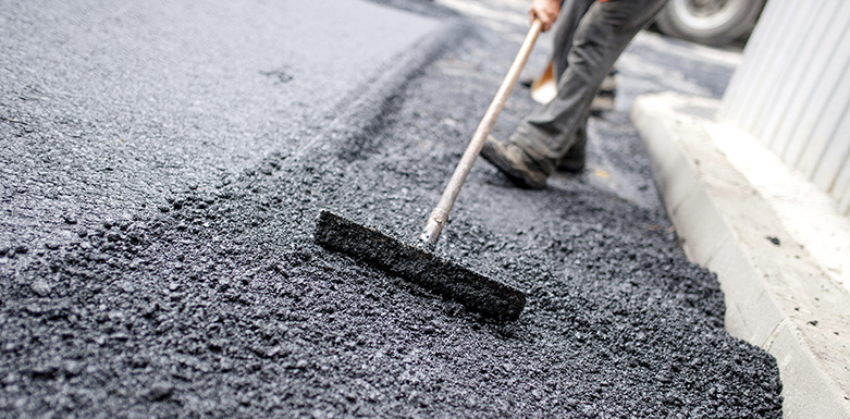 asfalt onarım