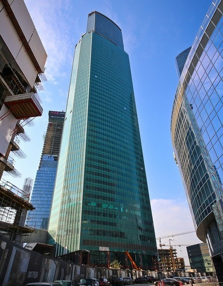 Eurasia Tower