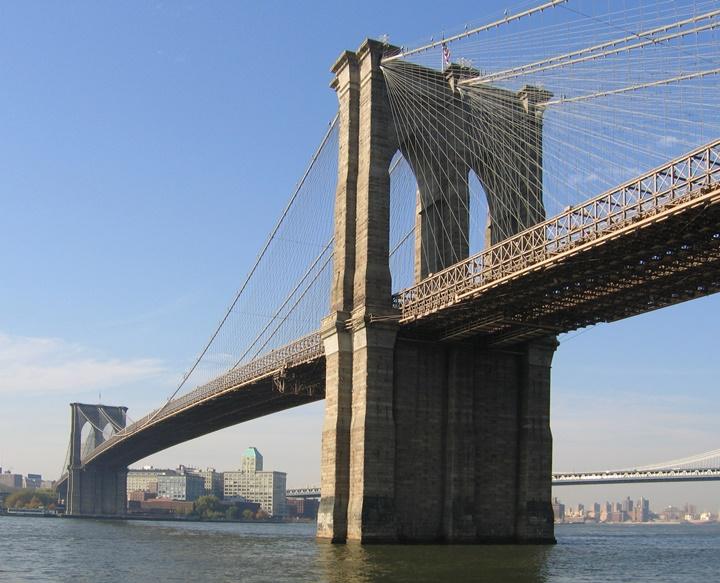 New-york-brooklyn-köprüsü