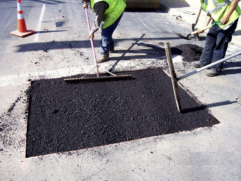 asfalt yol yapımı