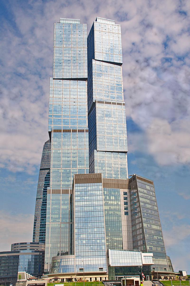Avrupa'nın En Yüksek Binaları