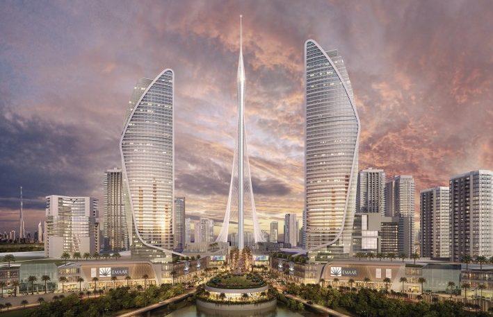 dünyanın yeni en uzun binası