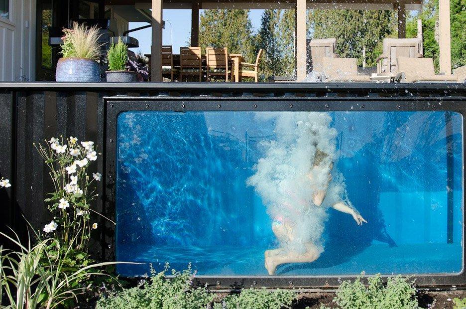 yaratıcı havuz tasarımları