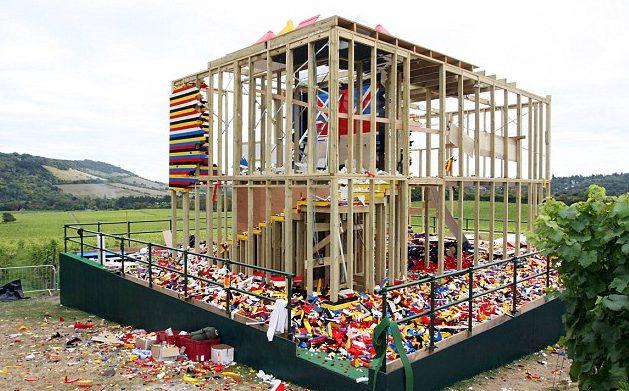 lego yıkım