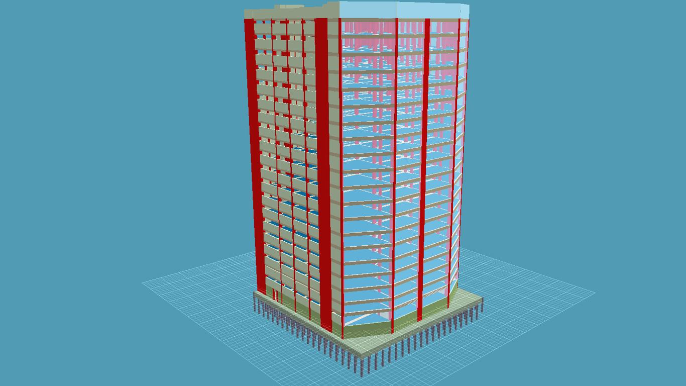 inşaat mühendisliği tasarım projesi