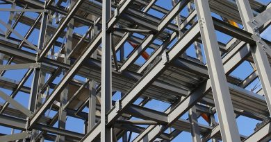 çelik yapılar