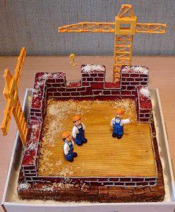 inşaatçı pasta