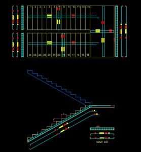 merdiven detayı