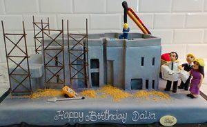 inşaat pasta