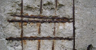 beton pas