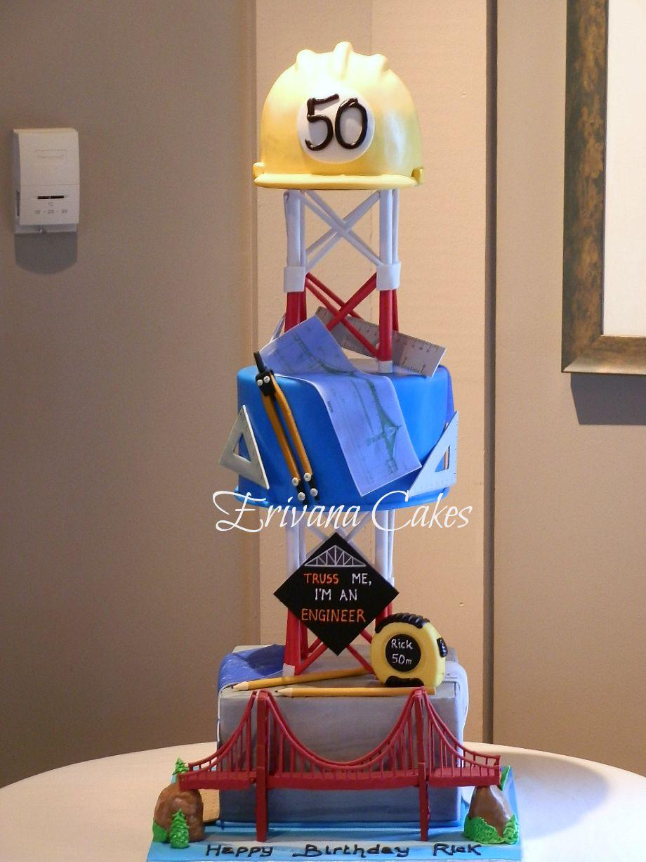 inşaatçılar için pasta