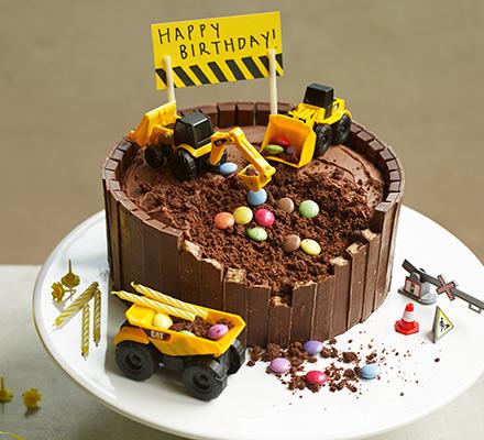 inşaatçı pastası