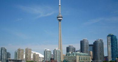toronto tv kulesi öngerilmeli beton