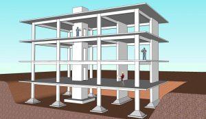 betonarme taşıyıcı sistem