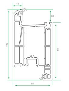 pvc kapı profili2