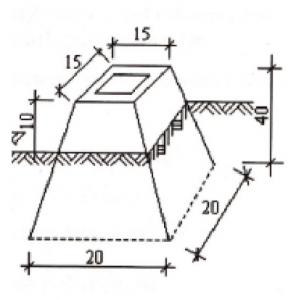 beton blok