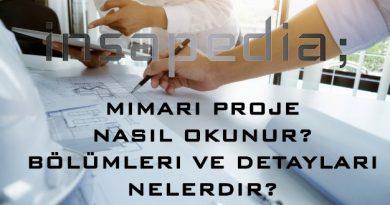 mimari proje