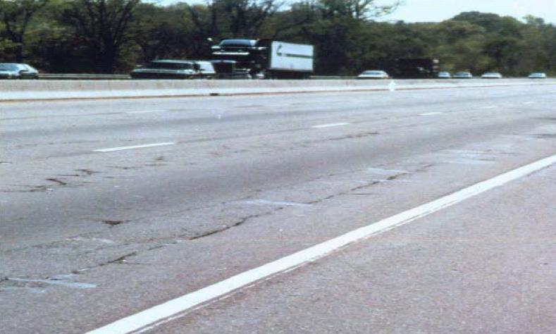 asfalt yorulma çatlakları