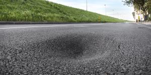 asfalt çukur