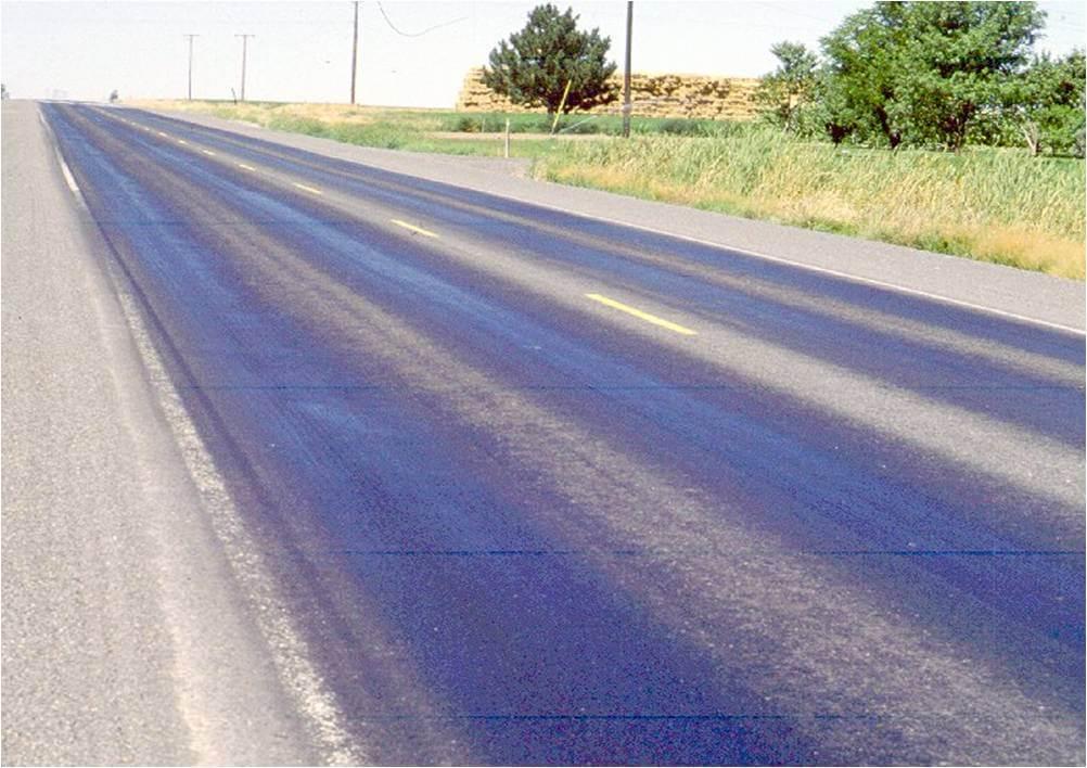 asfalt terleme