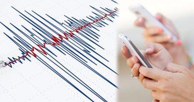 7TP Deprem Erken Uyarı Sistemi