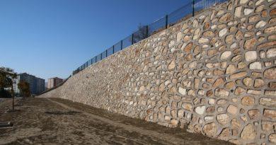 Yapıldığı Malzemeye Göre İstinat Duvarı Çeşitleri