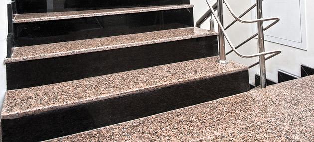 granit merdiven