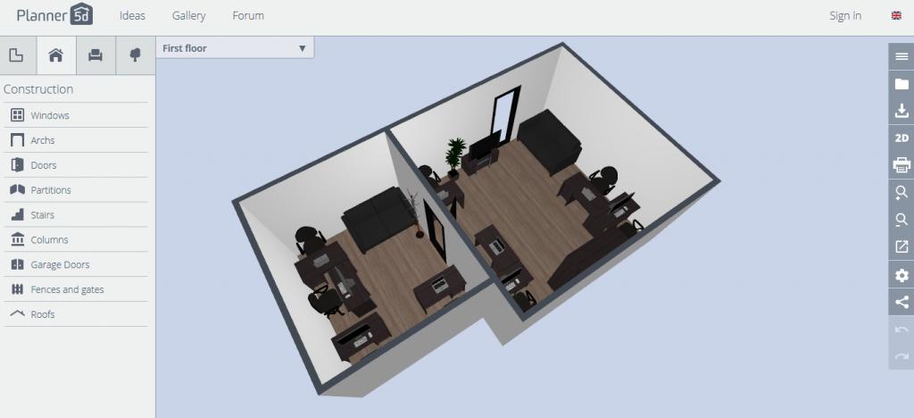 sanal ortamda dekorasyon uygulama ara lar. Black Bedroom Furniture Sets. Home Design Ideas