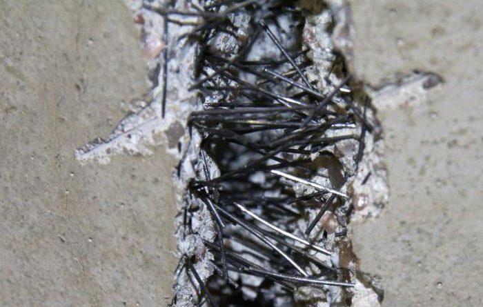 SIFCON - Çimento Bulamacı Emdirilmiş Lifli Beton