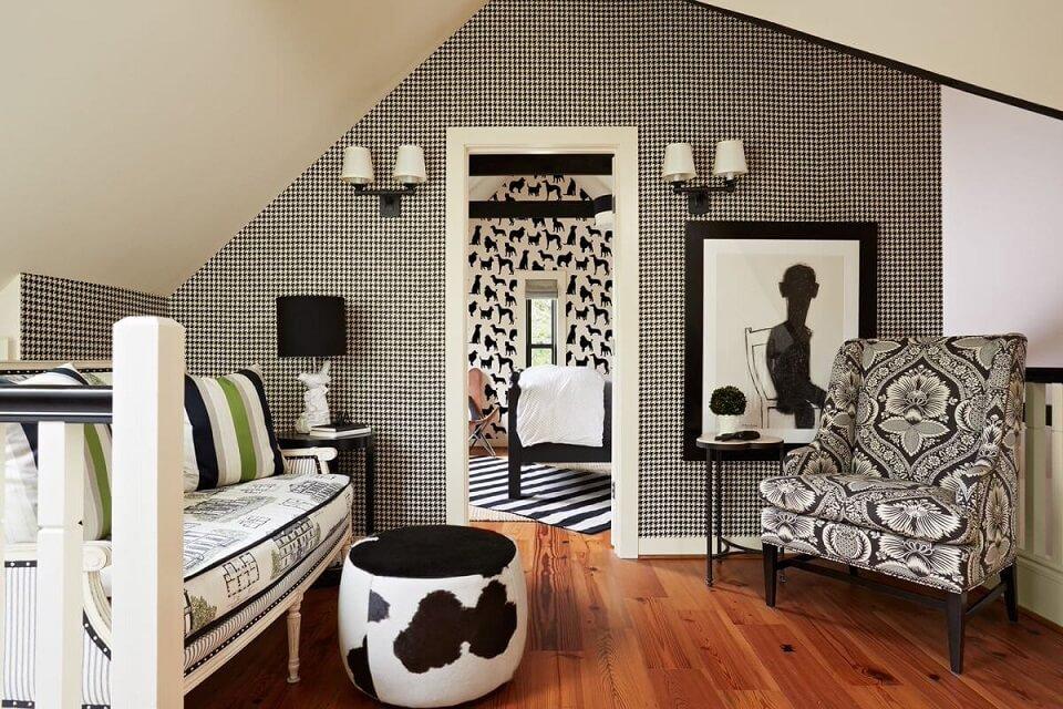 siyah-beyaz-ekose-duvar-kağıdı-img1