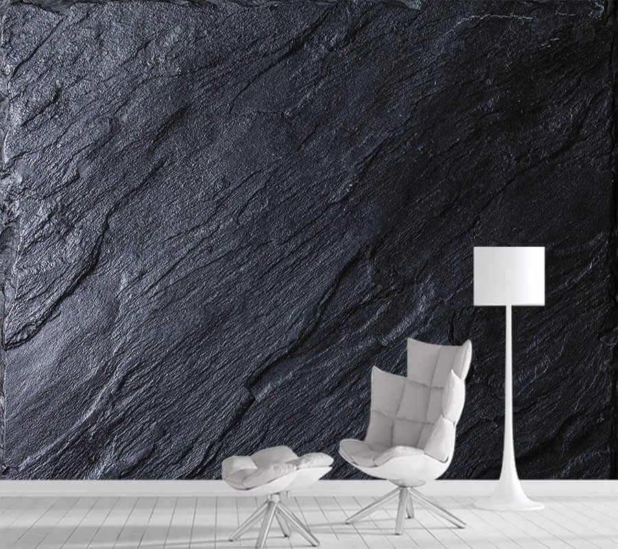 taş-desenli-siyah-duvar-kağıdı