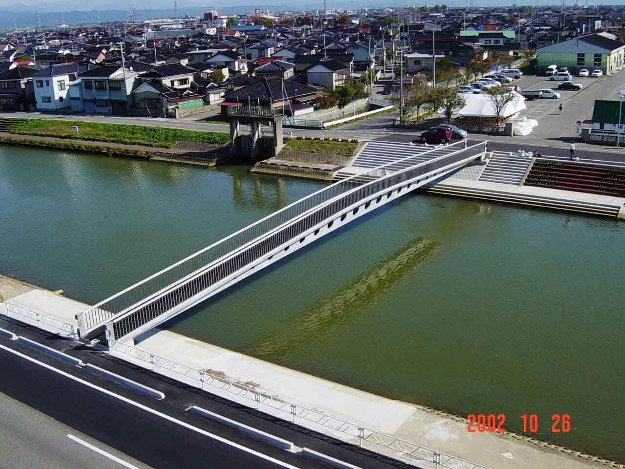 Sakata-Mirai bridge(2)