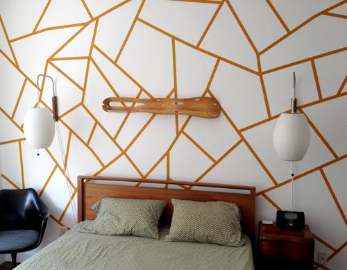 geometrik-duvar-boyası-renkli
