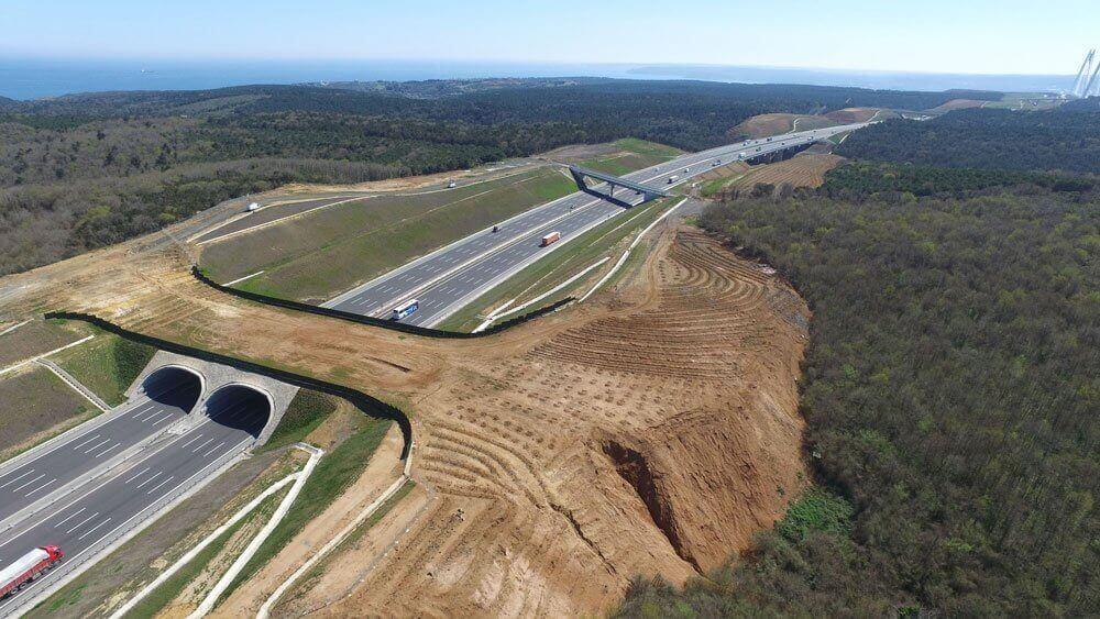 kuzey-marmara-otoyolu-ekolojik-köprü(