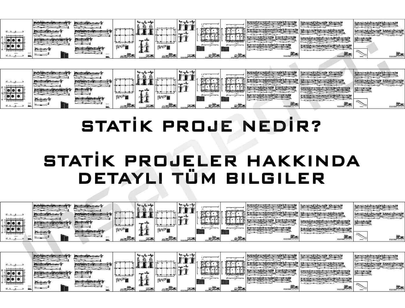 Statik-Proje