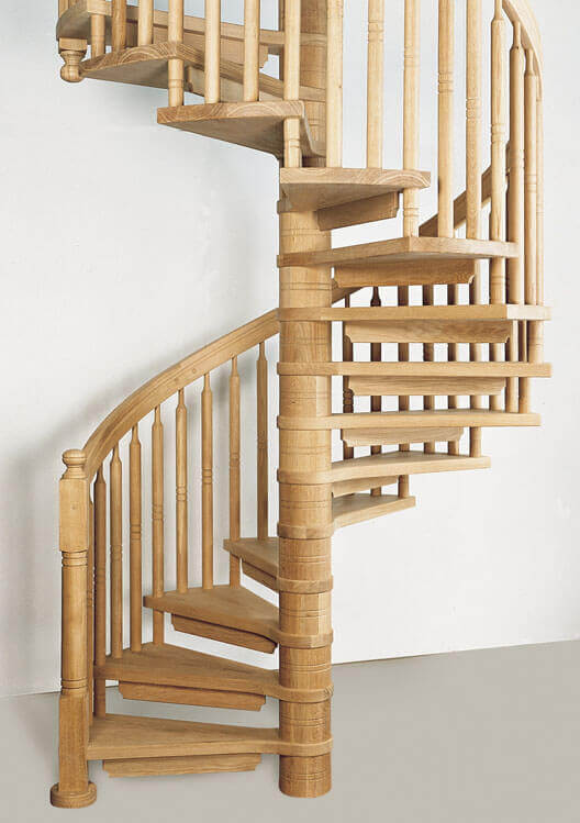 ahşap-döner-merdiven