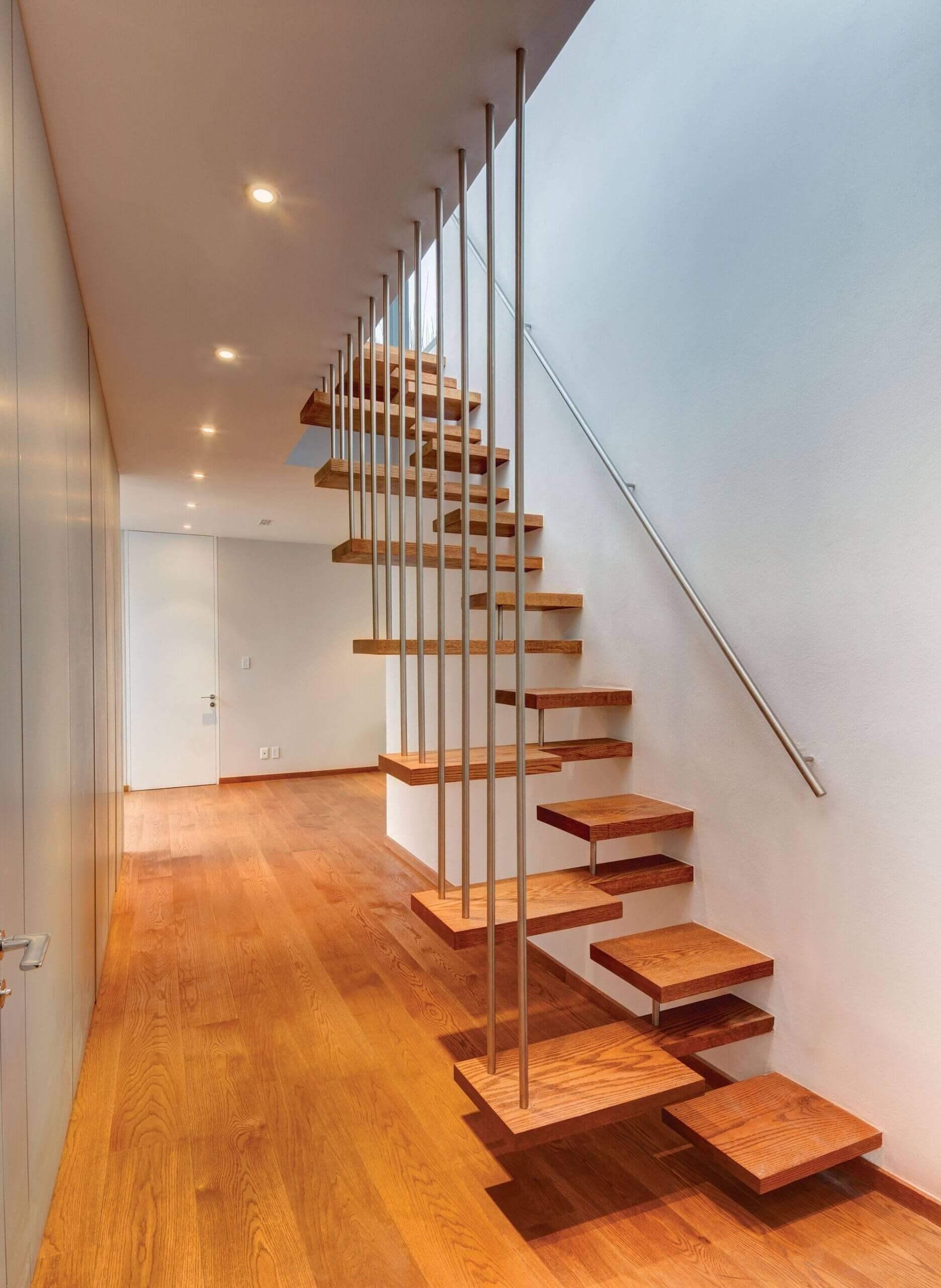 ahşap-merdiven-modeli-1
