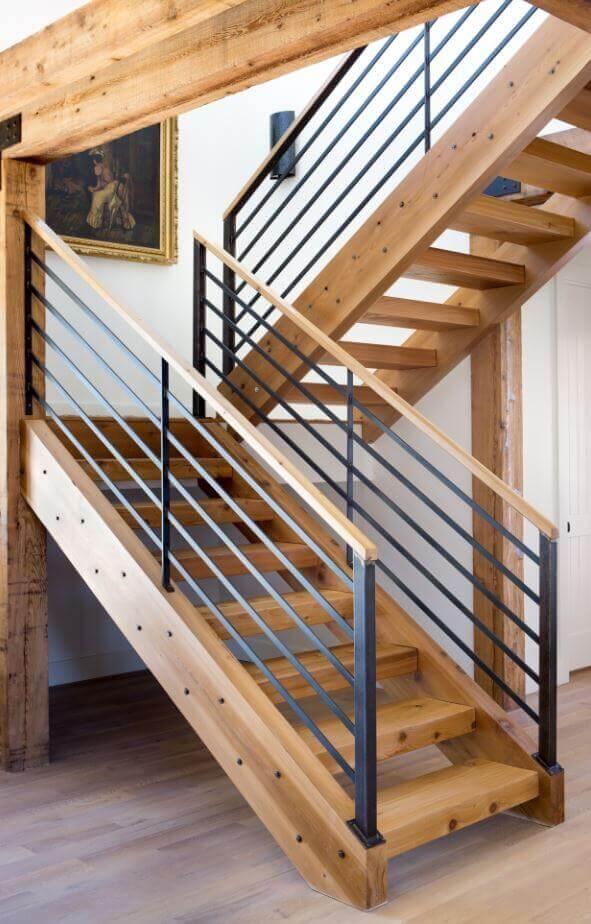 ahşap-merdiven-modeli-3