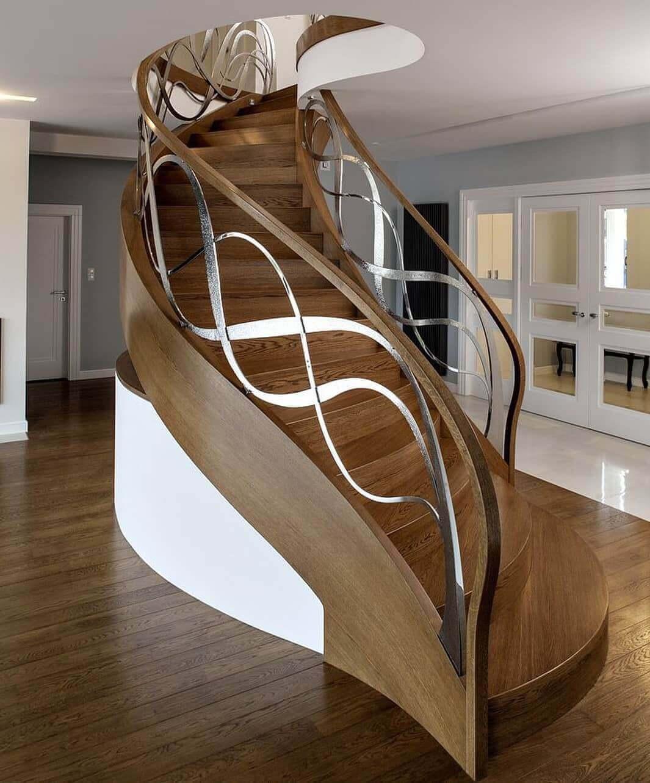 ahşap-merdiven-modeli-5
