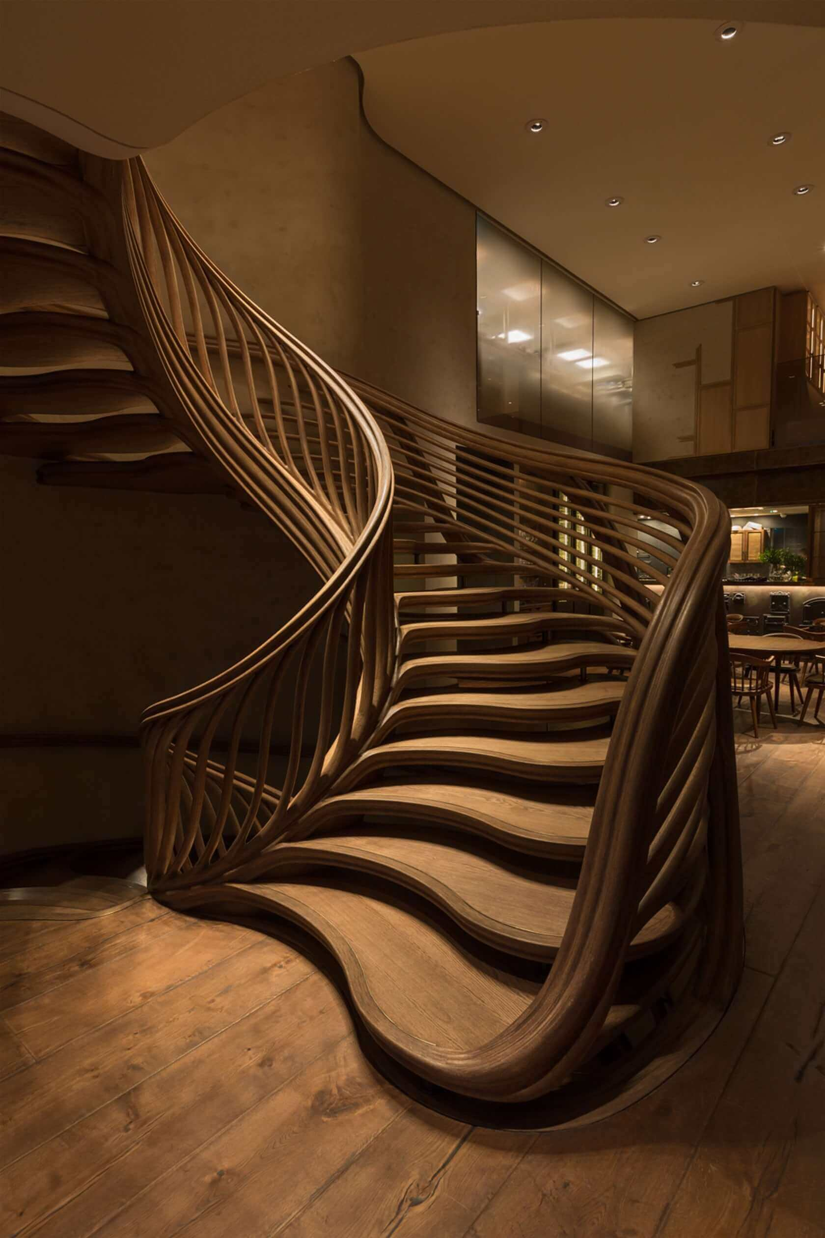 ahşap-merdiven-modeli4
