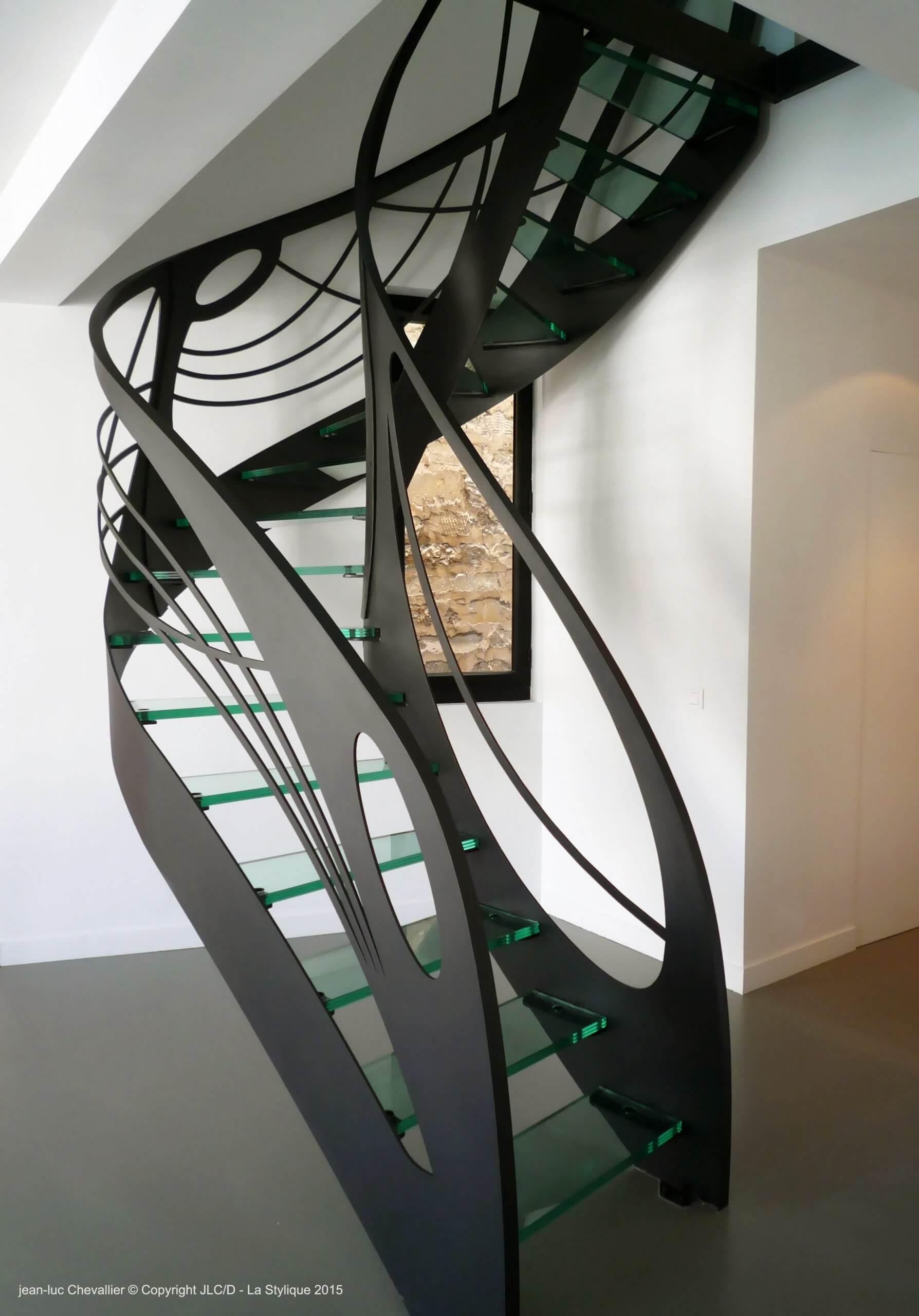dubleks ev merdiven modelleri