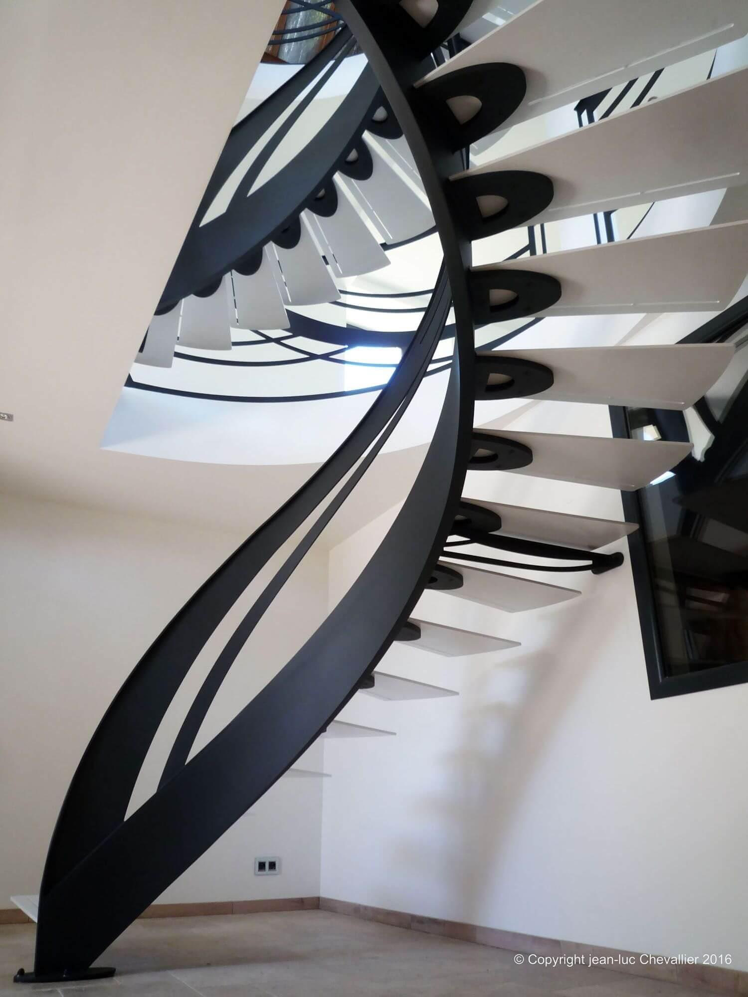 ev içi merdiven modelive tasarımı