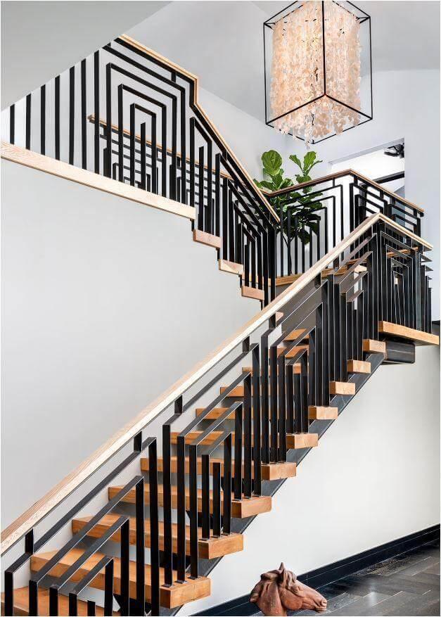 iç merdiven korkuluk modelleri-5