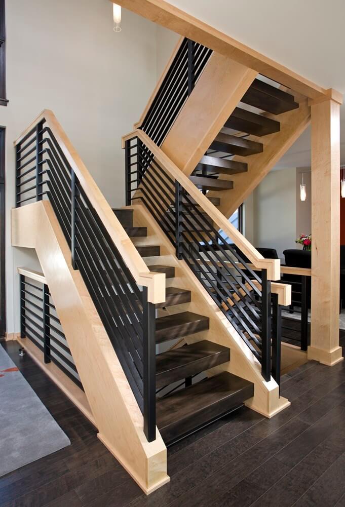 iç merdiven modelleri