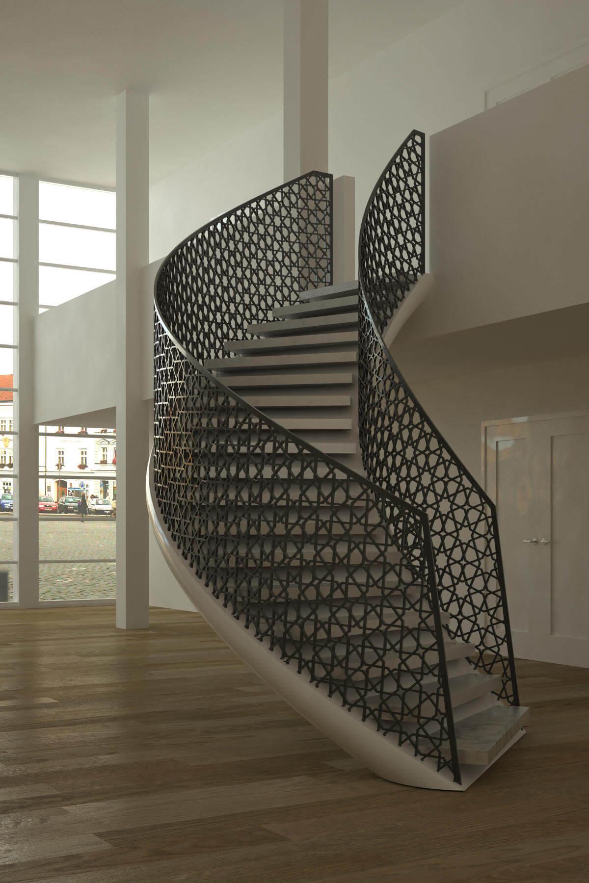 merdiven korkuluk modeli-2
