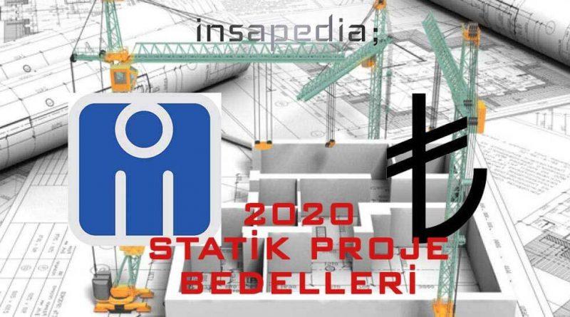 statik-proje-bedeli-2020