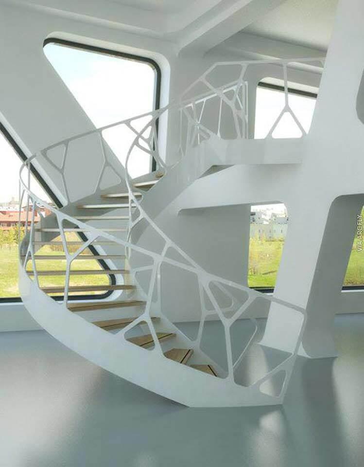 villa merdiven modelleri-tasarımı2