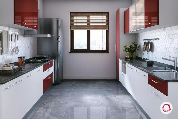 bordo-beyaz-lake-mutfak-dolabi-modeli