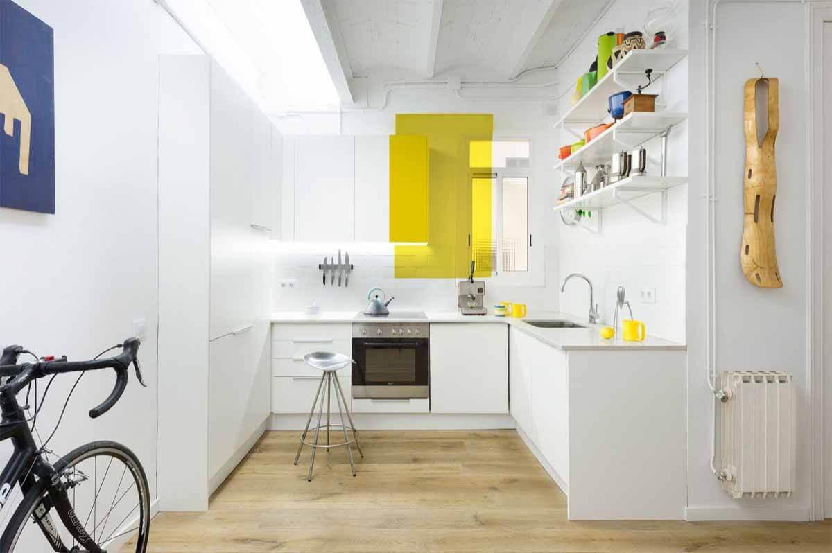 küçük-beyaz-mutfak-